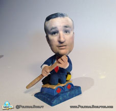 Ted Cruz Manchurian