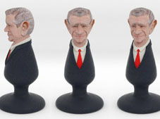 George w Bush ButtPlug